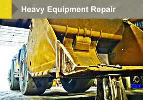 Heavy Equipment Repair